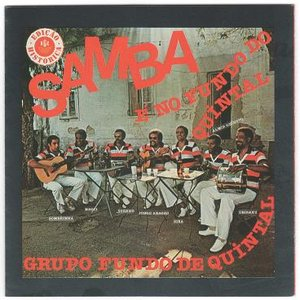 Image for 'Samba É No Fundo do Quintal'