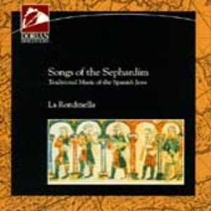 Image for 'Songs of the Sephardim, Traditional Music of the Spanish Jews'
