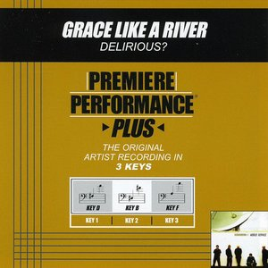 Image for 'Grace Like A River (Performance Track In Key Of D With Background Vocals)'