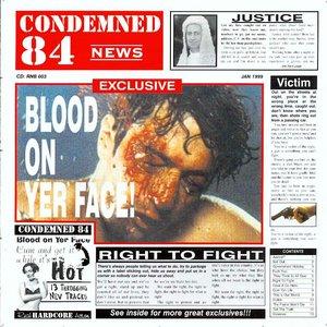 Imagem de 'Blood on Yer Face'