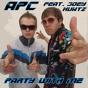 Image for 'Party With Me (feat. Joey Kuntz) - Single'