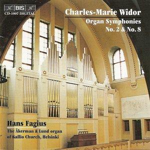 Image for 'Widor: Organ Symphonies Nos. 2 in D Major and 8 in B Major'