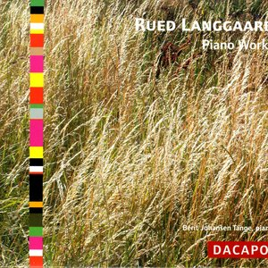 Image for 'Langgaard: Gitanjali Hymns / Fantasy Sonata / Insanity Sonata'