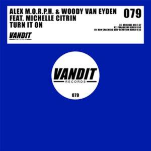 Imagem de 'Alex M.O.R.P.H. & Woody van Eyden Feat. Michelle Citrin'
