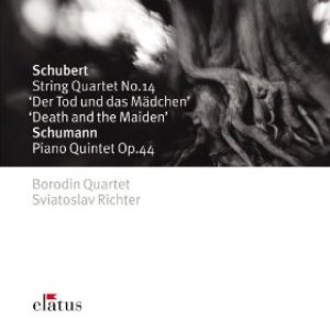 Image pour 'Schubert : String Quartet No.14 in D minor D810, 'Death and the Maiden' : IV Presto'