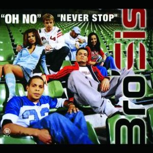 Image for 'Oh No / Never Stop'