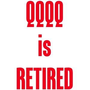 Imagen de 'QQQQ is Retired'