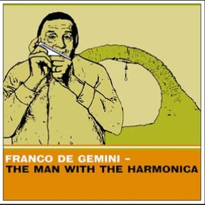 Image for 'The Man With The Harmonica'