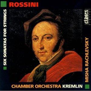 Image for 'Gioacchino Rossini: Six Sonatas For Strings'