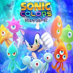 Image for 'Sonic Colors'