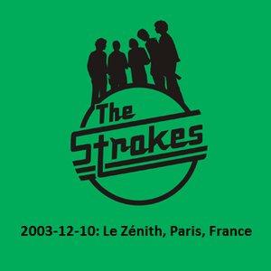 Image for '2003-12-10: Le Zénith, Paris, France'