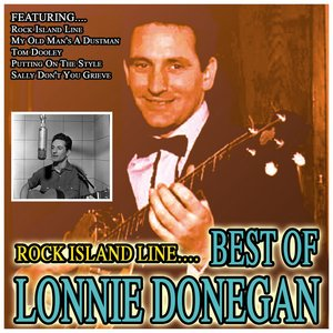 Image for 'Rock Island Line…Best Of Lonnie Donegan'