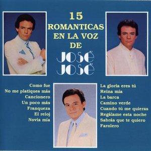 Image for '15 Románticas'