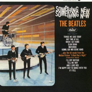 Image for 'The Capitol Albums, Volume 1 (disc 3: Something New)'