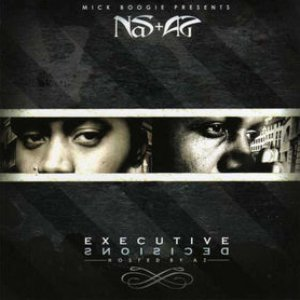 Image for 'Executive Decisions'