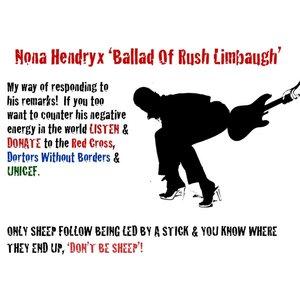 Image for 'Ballad Of Rush Limbaugh'