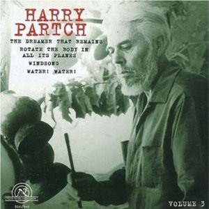 Image for 'The Harry Partch Collection, Volume 3'