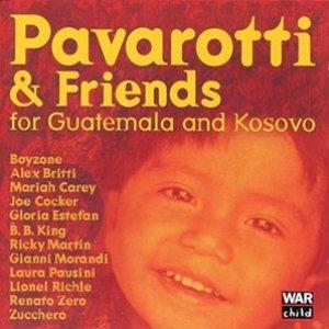 Image pour 'Luciano Pavarotti & Lionel Richie'