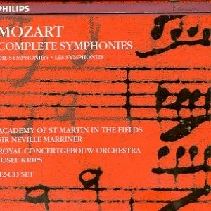 Image for 'The Complete Mozart Symphonies'