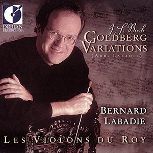 Image for 'Goldberg Variations, BWV 988: Aria'