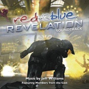 Image pour 'Red Vs. Blue Revelation Soundtrack'