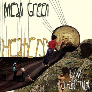 Image for 'Mean Green'