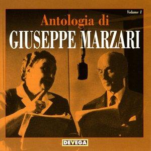 Image for 'Antologia di Giuseppe Marzari, vol. 1 (Canzone genovese)'