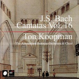 Image for 'J.S. Bach Cantatas Vol. 16'
