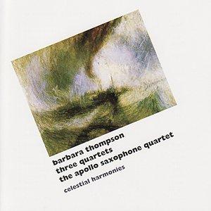"""Image for 'Saxophone Quartet No. 2, """"From Darkness into Light"""": VI. white: rubato'"""