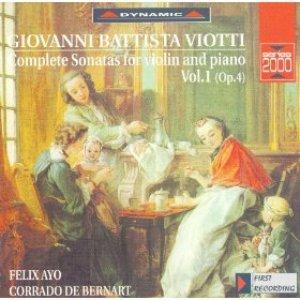 Image for 'Viotti: Violin Sonatas (Complete), Vol. 1'