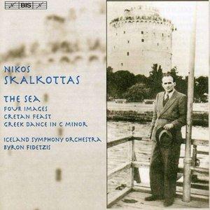 Image for 'SKALKOTTAS: Sea (The) / 4 Images / Cretan Feast'