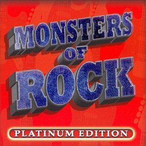 Image for 'Monsters Of Rock: Platinum Edition'