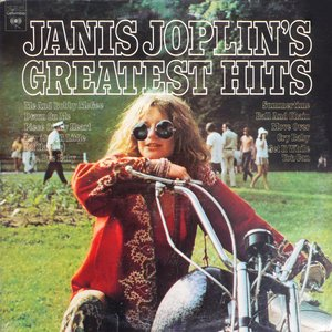 Image for 'Janis Joplin's Greatest Hits'