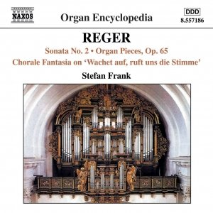 Image for 'REGER: Organ Sonata No. 2 / Organ Pieces, Op. 65 / Chorale Fantasia No. 2, Op. 52'