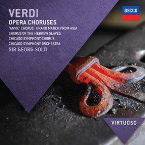 Image for 'Verdi: Opera Choruses'