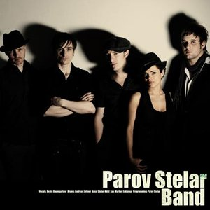 Immagine per 'Parov Stelar and Band'