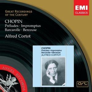 'Chopin: Préludes, Impromptus, Barcarolle, Berceuse'の画像