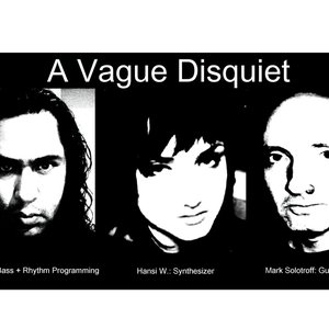 Image for 'A Vague Disquiet'