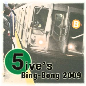 Image for '5ive's Bing-Bong 2009'