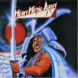 Image for 'Heavy Metal Army'