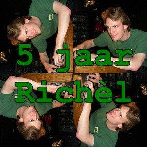Image for '5 Jaar Richel'
