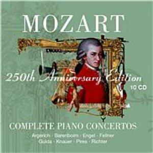 Image for 'Mozart : Piano Concertos Nos 5, 9 & 16'