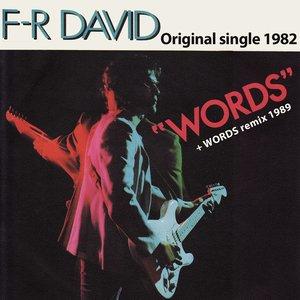 Image for 'Words (Original Single 1982)'