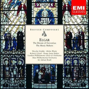 Image for 'Elgar: The Dream of Gerontius, The Music Makers'