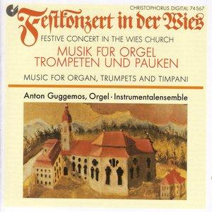 Image for 'Mouret, J.-J.: Sinfonies De Fanfares / Bach, J.S.: Organ Concerto, Bwv 593 / Galuppi, B.: Organ Sonata in D Minor'