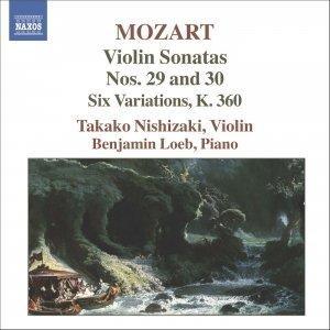 Image for 'MOZART: Violin Sonatas, Vol. 6'