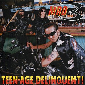 Image pour 'Teenage Delinquent!'