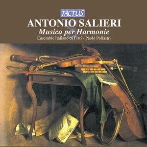 Image for 'Salieri: Musica per Harmonie'