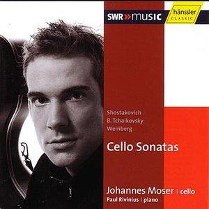 Image for 'Cello Sonatas'