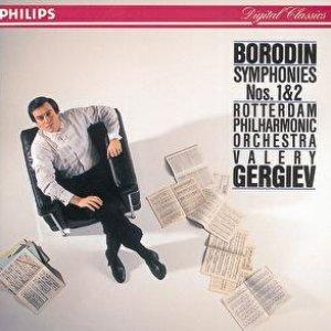 Image for 'Borodin: Symphonies Nos. 1 & 2'